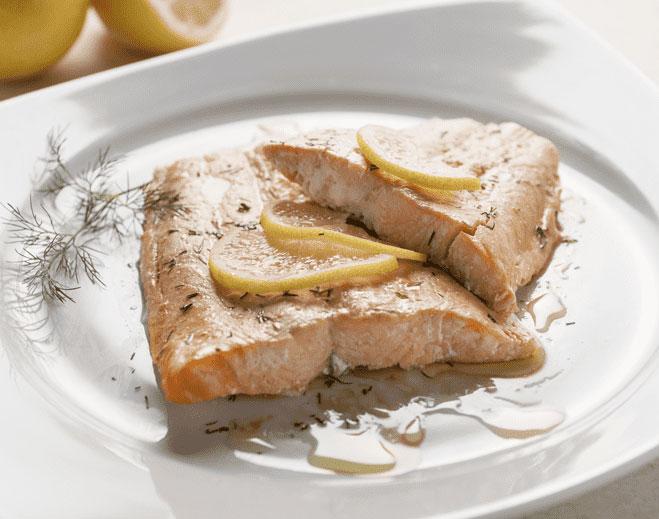 baked salmon recipe